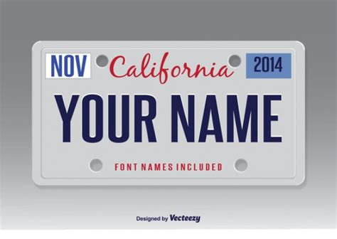 7 letter license plate generator myideasbedroom