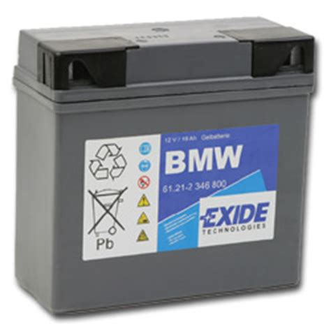 Motorrad Batterie Check by 61212346800 Or 12v19as Bmw R1150gs Bmw