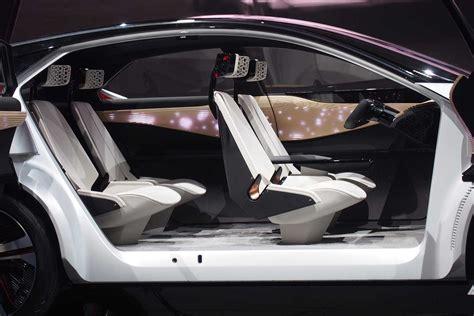 Senderan Sandaran Jok Mobil Ecosport Motif Kayu nissan debut imx all electric crossover concept mv