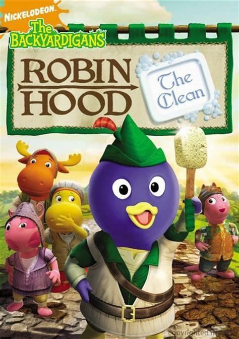 Backyardigans Robin The Clean Backyardigans The Robin The Clean Dvd 2008 Dvd