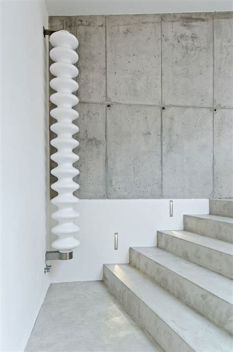 interior concrete walls concrete interior by oooox homedsgn