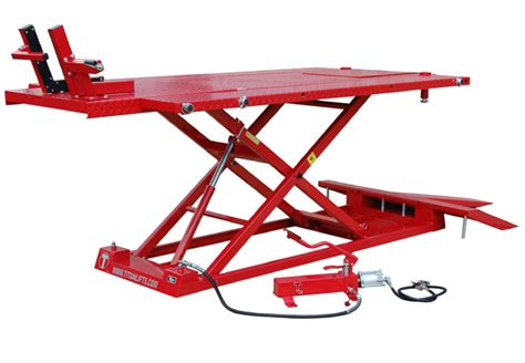 Titan 1500xlt Motorcycle Atv Lift Table Free Shipping Motorcycle Lift Tables