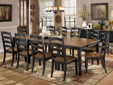 tremendeous dining room set for 8 cozynest home
