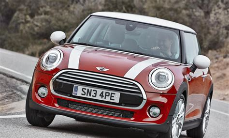 Mini Auto Preis by Mini 2014 Preis Bleibt Fast Gleich Cooper Ab 19 700