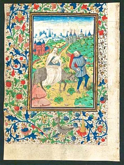 cornici medievali i colori dei pittori medioevo
