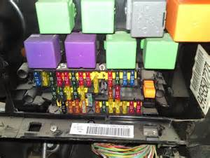 Peugeot 106 Fuse Box Location Phase 3 Fuse Box Green Relay Burnt Out And Cooling Fan