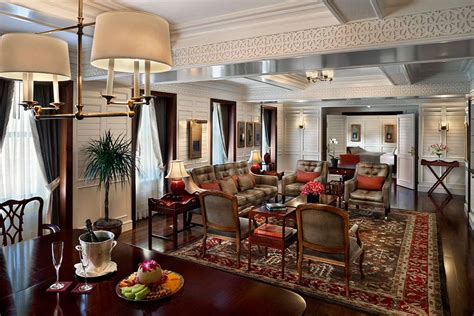 Room Service Thai Nyc by Hotel Plaza Athenee New York Thai Suite Living Room