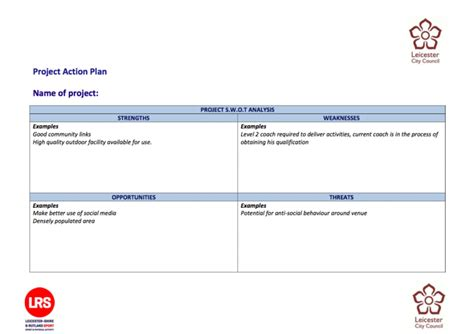 how to write a project plan template 4 exle of a simple project plan top form templates