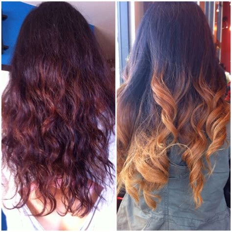 digital perm before and after japanese curly perm hairstylegalleries com