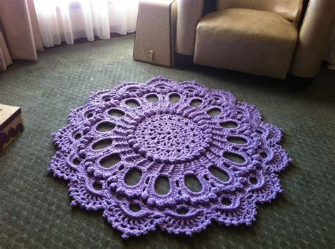 doily rug pattern luxurious crochet doily rug splendid handmade