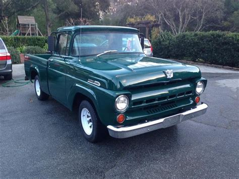 1957 ford truck for sale 1957 ford f100 for sale classiccars cc 898086