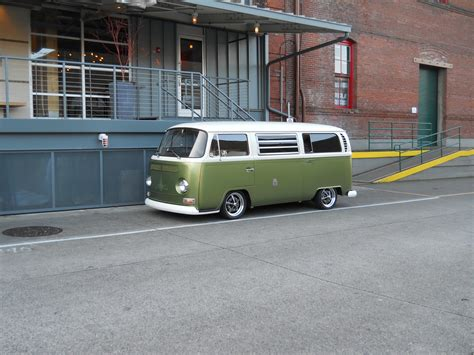 custom volkswagen bus custom paint vws in portland