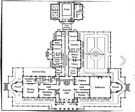 lynnewood hall floor plan horace trumbauer s lynnewood hall is back on the market