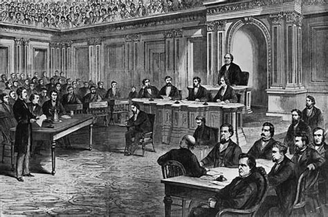What Officers Can The House Impeach by Radical Republican American History Britannica