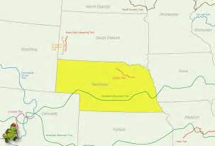 us map nebraska nebraska