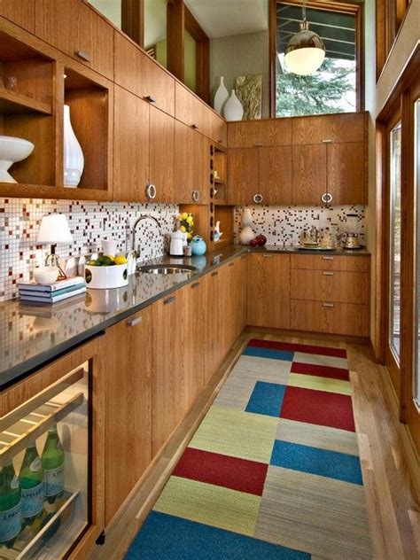 Mid Century Modern Kitchen Cabinets 39 Stylish And Atmospheric Mid Century Modern Kitchen Designs Digsdigs