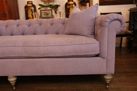 lillian august sofas lillian august chesterfield sofa for sale at 1stdibs