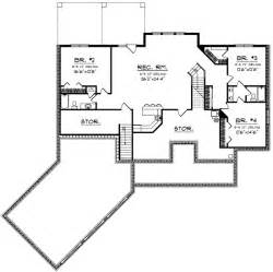 640 square feet floor plan traditional style house plan 4 beds 4 50 baths 4407 sq