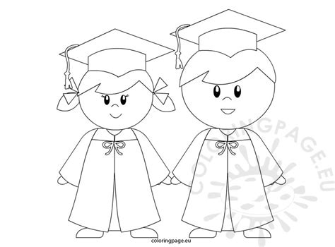 coloring pages for kindergarten graduation kindergarten graduation coloring page for preschool