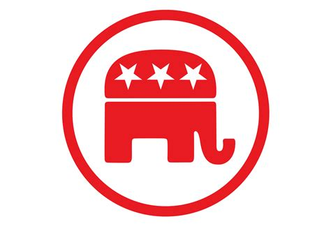 democratic symbol and color republican logo republican symbol meaning history and