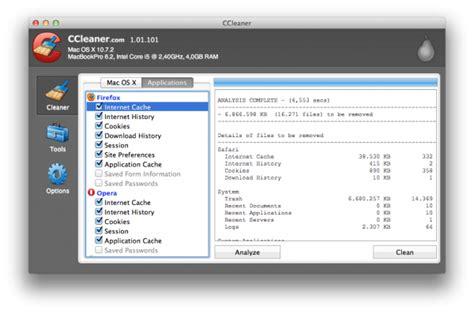 ccleaner softonic ccleaner ahora tambi 233 n limpia tu mac a fondo softonic