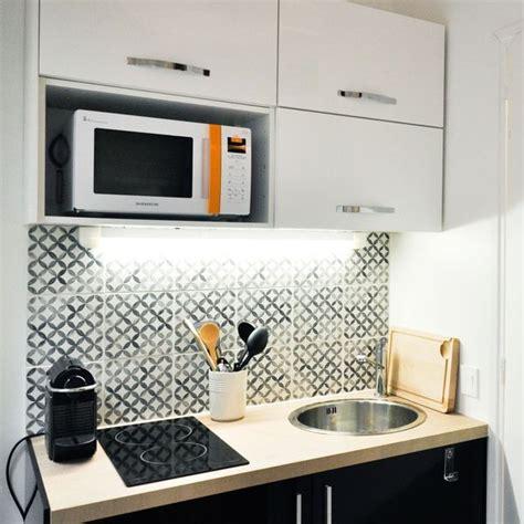 cuisine 駲uip馥 pour studio les 25 meilleures id 233 es de la cat 233 gorie cuisine compacte