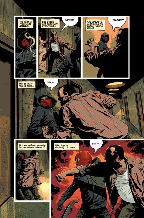 Kill And Be Killed page 45 comics graphic novels independent bookshop
