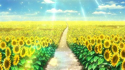 technoranma anime landscape nature gifs 2 for the