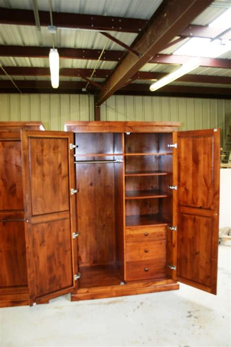 rustic jewelry armoire custom rustic armoires by unique mesquite custom woodworks custommade com