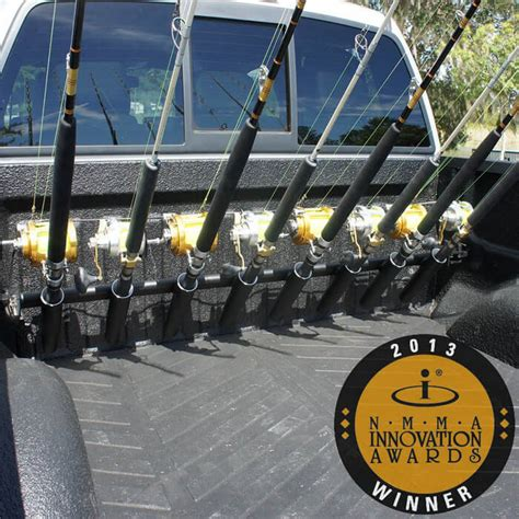 up truck rod holder boat outfitters