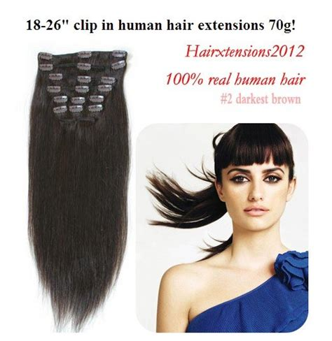 the best clip in human 18 inch clip in hair extensions human hair best clip in