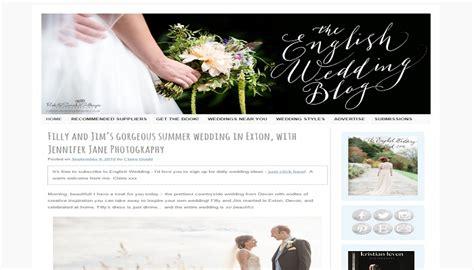 top 10 wedding blogs wedding blogs uk top 10 vuelio