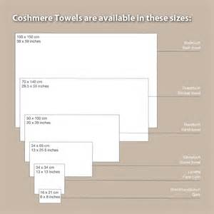 what size is a bath towel coshmere towels by schlossberg of switzerland linenplace