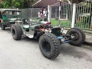 jeep rat rods rides