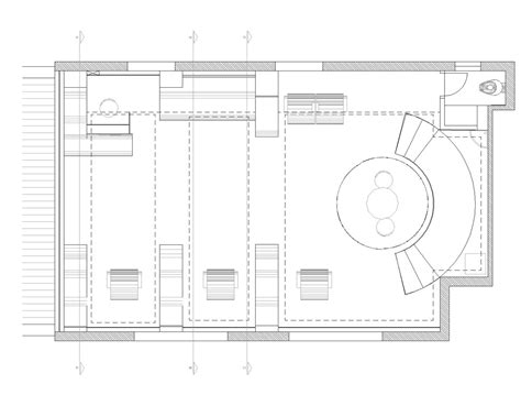 shop blueprints barber shop layout best layout room