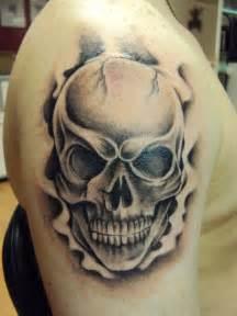 skull tattoos best friend tattoos