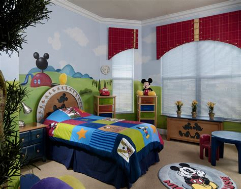 mickey mouse bedrooms cute mickey mouse interior decor theme 3824 latest