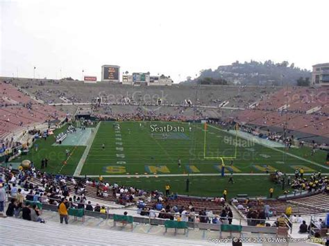 Rose Bowl Section 11 Seat Views Seatgeek