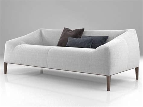 Carmel Sofa 3d Model Poliform