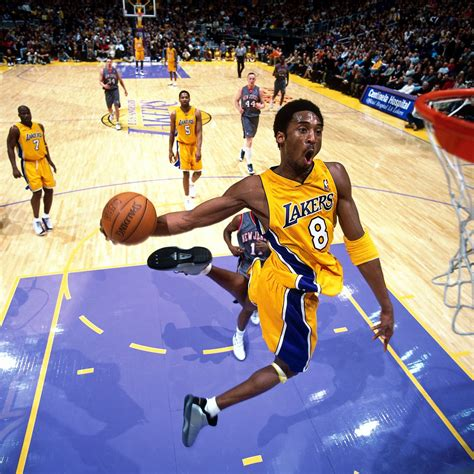 kobe bryant top 100 dunks of all time hooped up