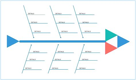 Fishbone Diagram Template 6 Common Hr Challenges And How To Effectively Solve Them Visually