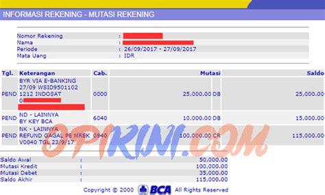 pembukaan rekening bca online buka rekening tahapan xpresi bca di mybca cibinong city