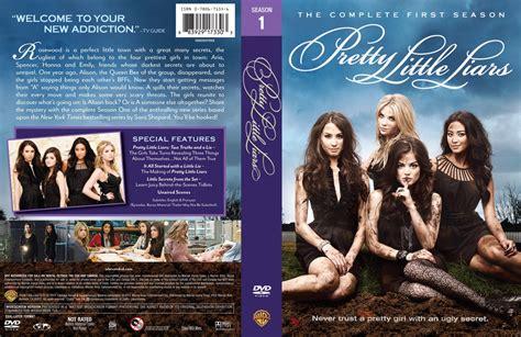 pretty liars season 1 r1 tv dvd scanned covers