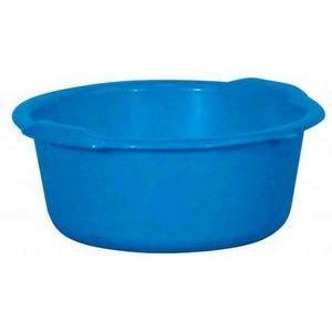 bassine pour bain de si鑒e bassine ronde 14 l bleu achat vente bassine cuvette