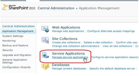 Lookup Service How To Configure The Search Service In Sharepoint 2010 Boostsolutions