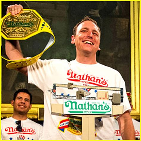 can dogs eat chestnuts joey chestnut wins contest proposes to on live tv joey