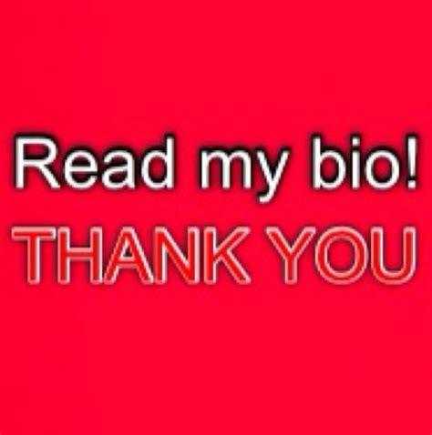 read my read my bio hugearifan
