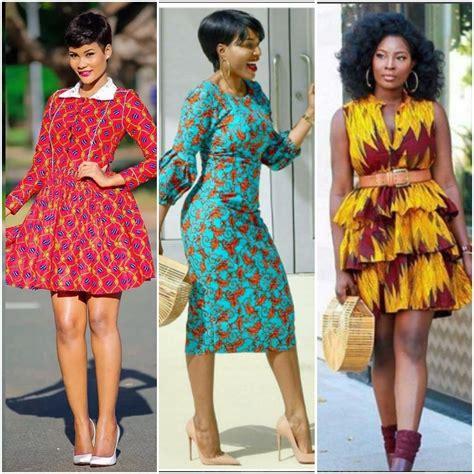 trending ankara short gown styles   woman fabwoman