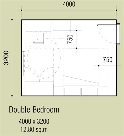 Minimum Dimensions For A Bedroom by Eye Of The Fish A Wide Angle View Of Architecture
