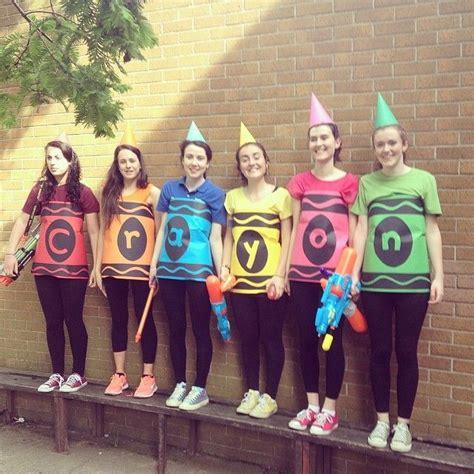 fun group halloween costumes     friends